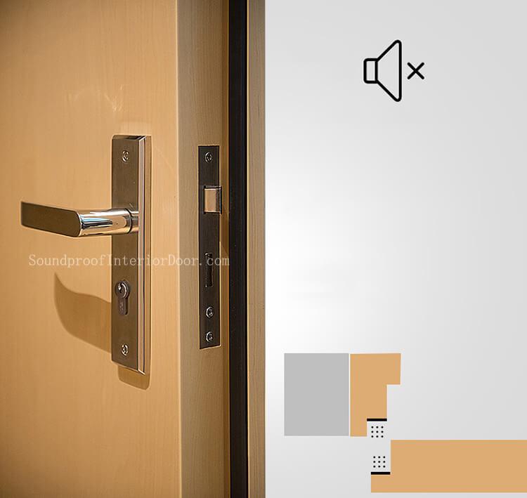 45dB Sound Proof Doors Sound Proofing Doors 40 dB Soundproof Doors