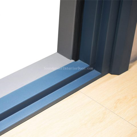solid steel door manufacturers acoustic door panel soundproof door price