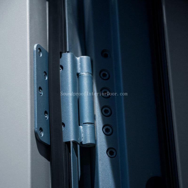 Solid Steel Door Manufacturers Acoustic Door Panel Soundproof Door Price