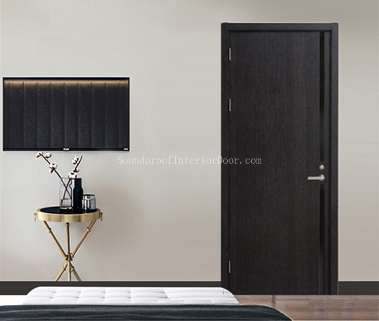 Sound Blocking Interior Doors Sound Reduction Insulated Interior Door