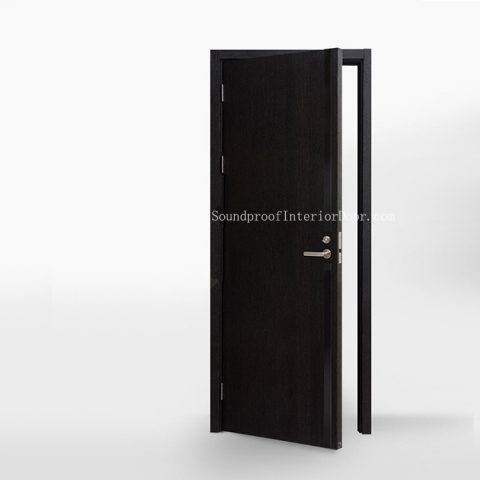 sound insulated door for auditorium soundproof door panel sound insulated interior doors