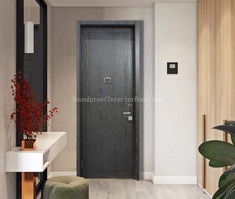 Sound Rated Doors Soundproof Door Threshold STC 35 Door
