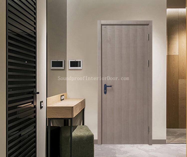Soundproof Interior Door Acoustic Interior Sound Proof Doors