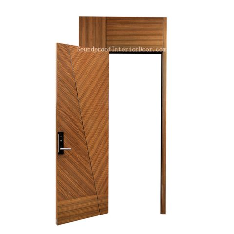 soundproof wood door solid wood door soundproof oak internal doors
