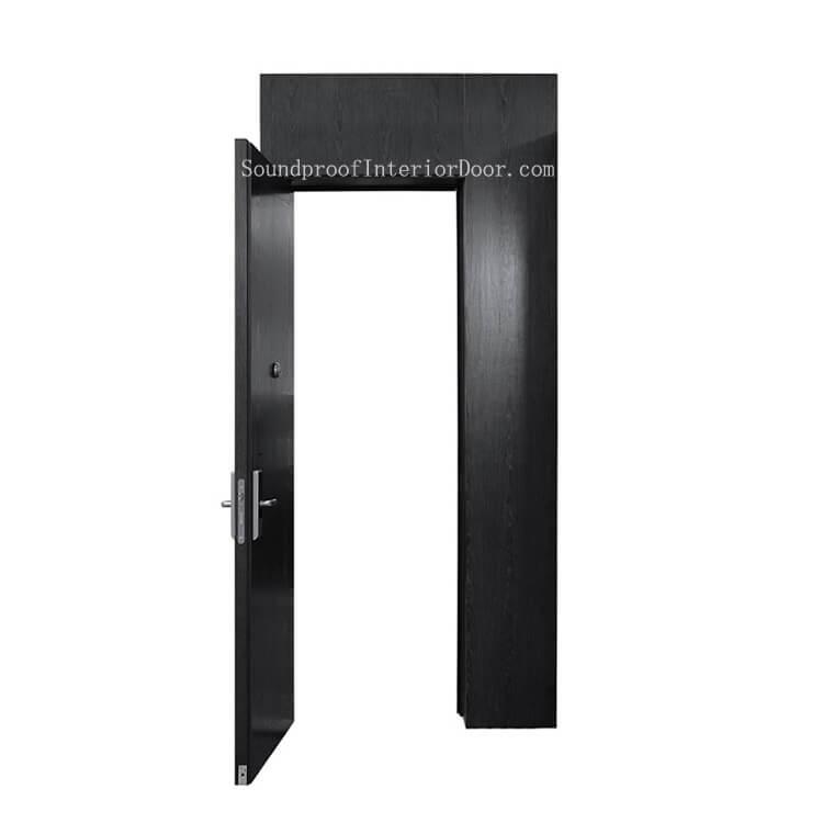 Soundproof Wooden Door Sound Proof Door Soundproof Interior Wood Doors