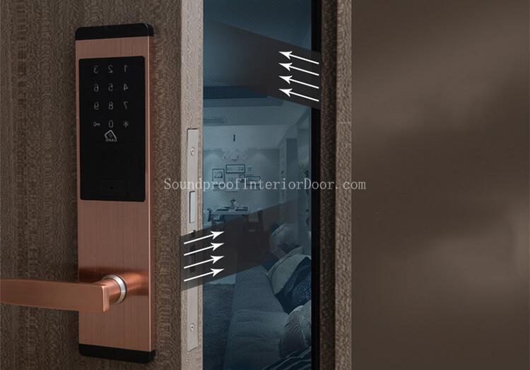 Soundproofed Door Acoustical Soundproofing Sound Proofed Doors