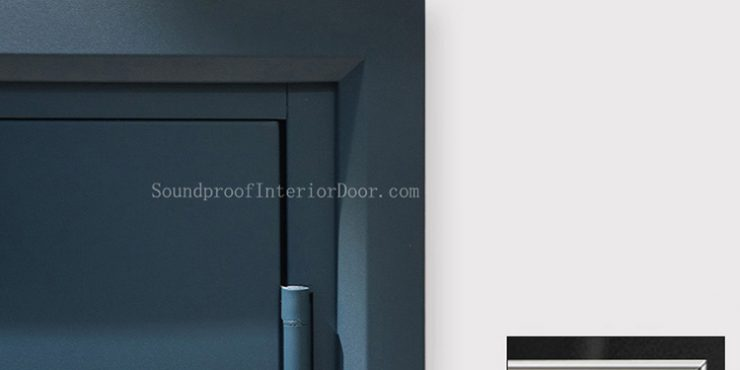 Steel Door Supplier Acoustic Door Desibel Industrial Steel Doors