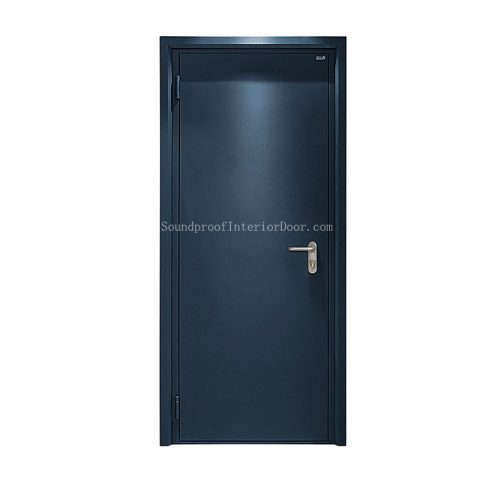 Steel Interior Doors Soundproof Standard Door Frame Internal Doors For Sale