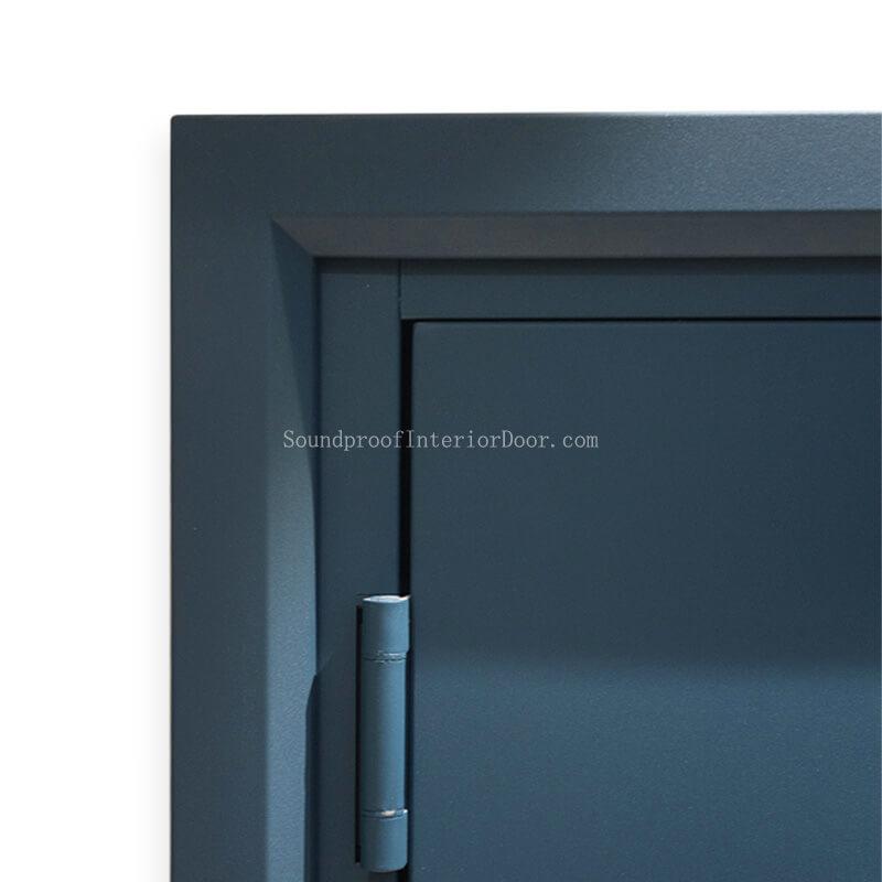 Steel Interior Doors Soundproof Standard Door Frame Internal Doors For Sale