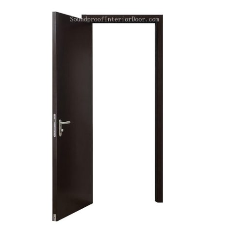 wooden soundproof doors internal sound proof wood doors wooden acoustic door